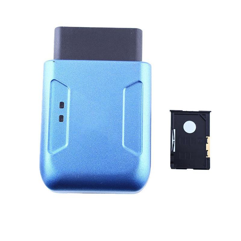 Купить 2016 Новый GPS TK206 306A OBD 2 Реальном Времени GSM Quad Band Anti-theft Вибрация Сигнализации GSM GPRS Мини GPRS Трекер Автомобиля Слежения OBD II