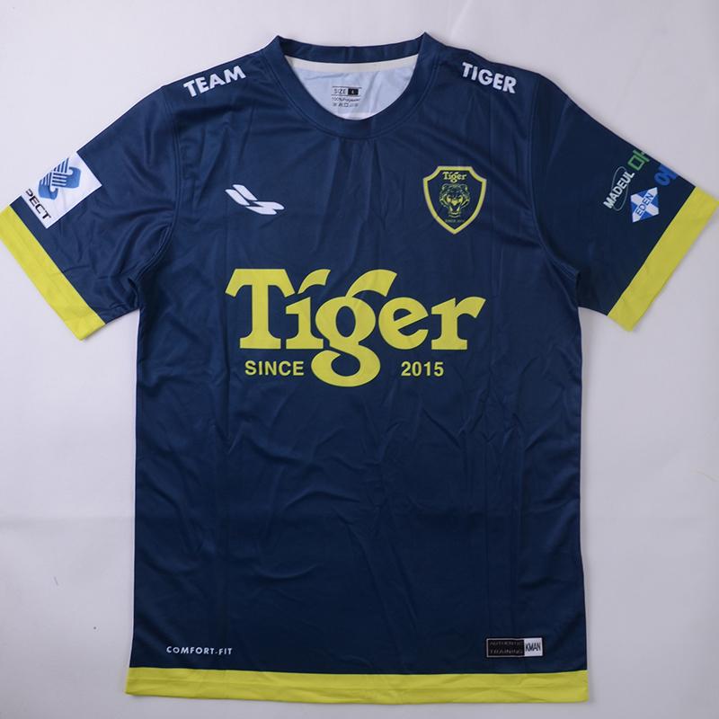 Custom design low price football jerseys full sublimation soccer uniforms(China (Mainland))