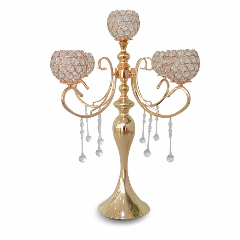 Online buy wholesale crystal candelabra from china