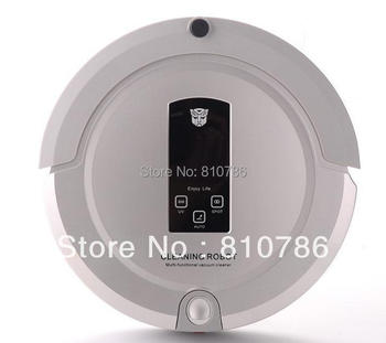 2013 New Arriving Intelligent Vacuum Cleaner+UV lights+ Auto Recharged+Virtual Wall / Best And Newest +Free Shipping