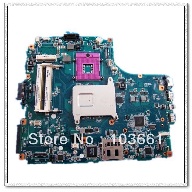 A1747084A MBX-218 M851 6Layer 1P-0096J01-6010 laptop motherboard For Sony VGN-NW series GM45 integrated ,fully tested(China (Mainland))