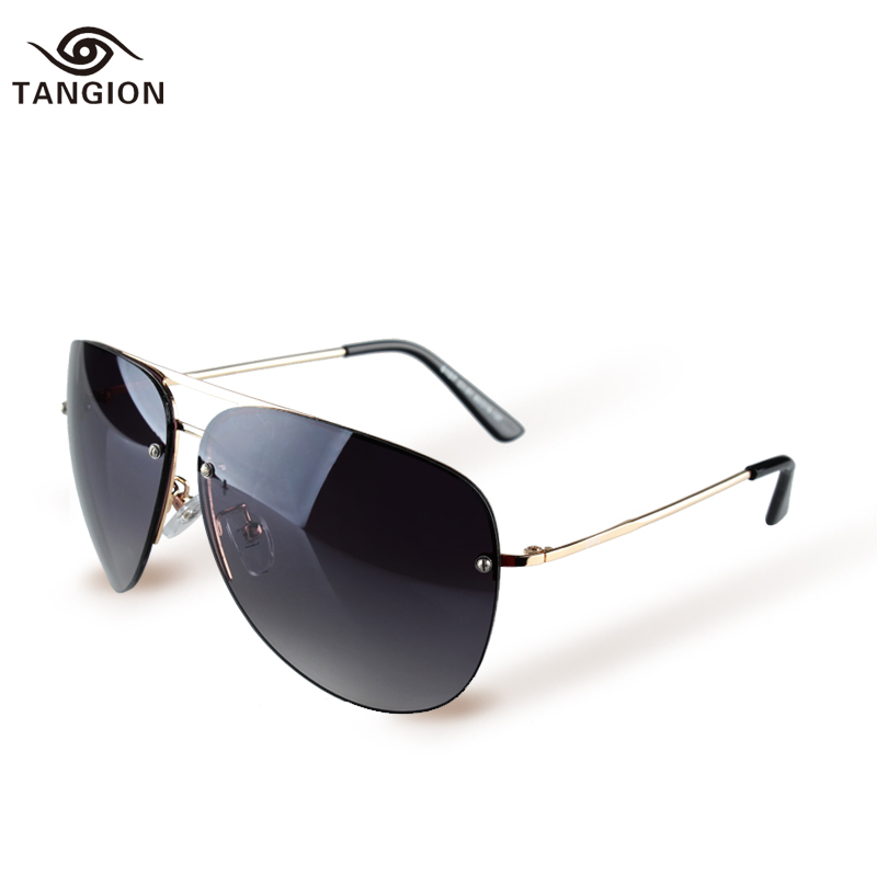 2015 High Quality Sunglasses Men Brand Designer Driving Sun Glasses Male Vogue Eyewear Fashion Men Best Choice Glasses 6107A(China (Mainland))