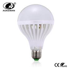 Smart Lamps LED sensor light bulb Motion detecter E27 5W 7W 9W 12W  white Infrared PIR auto switch led Stairs light