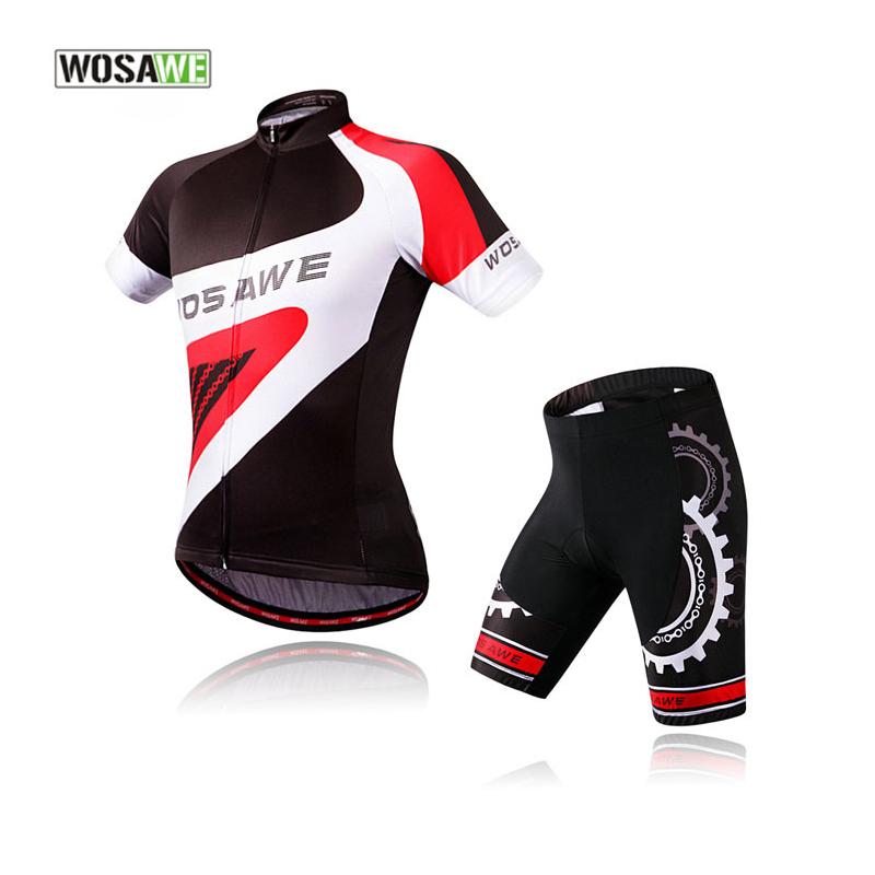 WOSAWE Men pro Cycling Jersey 2016 MTB Cycling Maillot Bike tld Jersey mallot ciclismo invierno wiggins Bicycle Clothing set(China (Mainland))