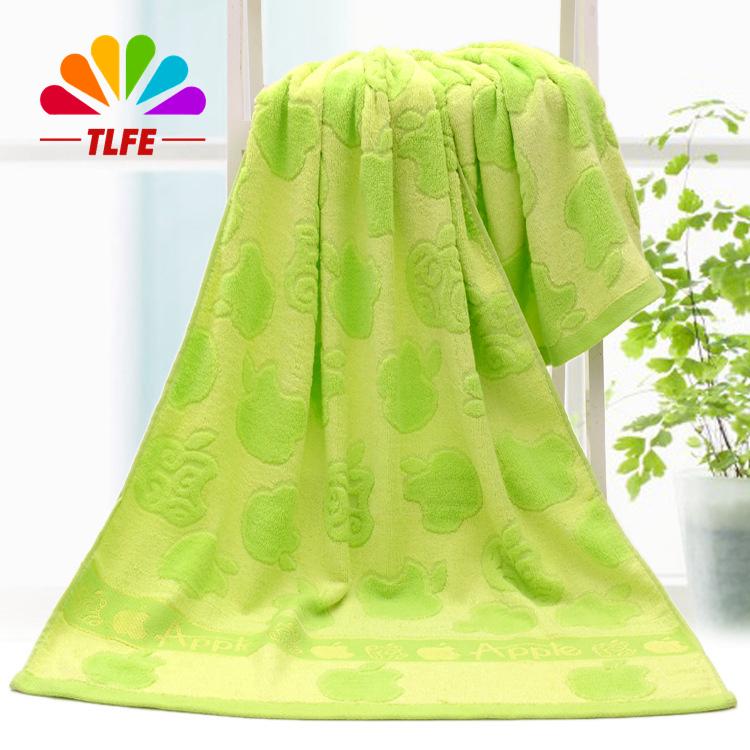 Bath Towel 70*140cm Soft 100% Cotton Toalla Playa Beach Towel Brand Towels Bathroom Toallas De Mano Beach Bathroom Set FB55(China (Mainland))