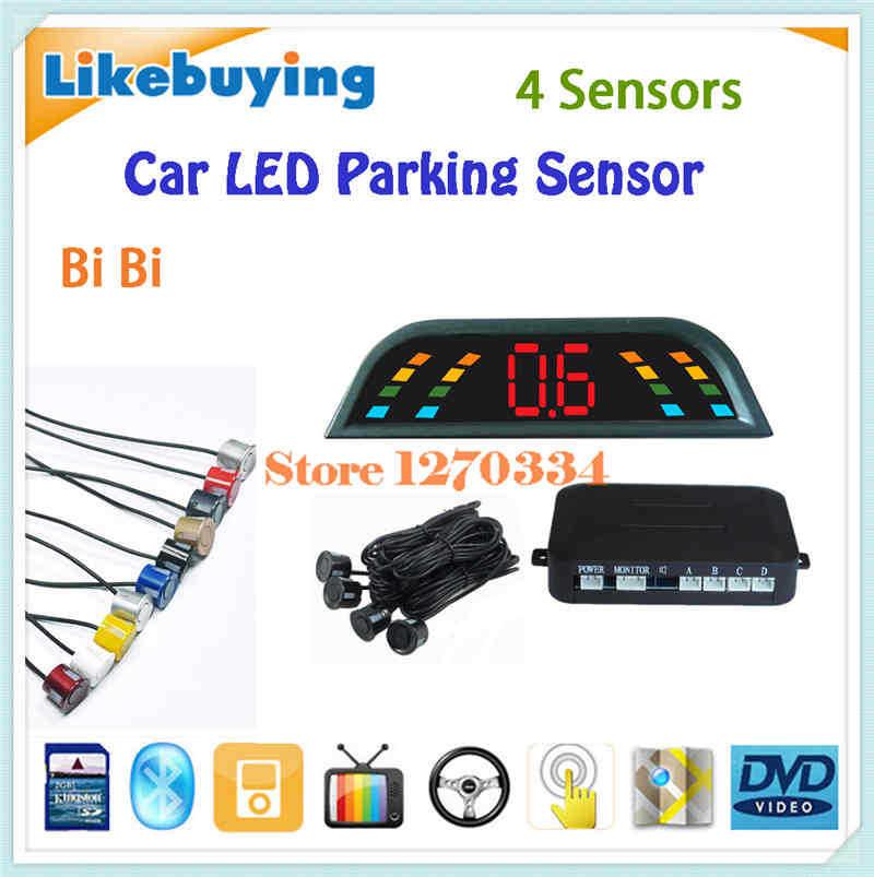 Сенсоры парковочные из Китая