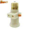 Fireproof Materials E27 Pendente Switch Vintage Lamp Holder E27 Socket Switch 100 pure Copper Led Bulb