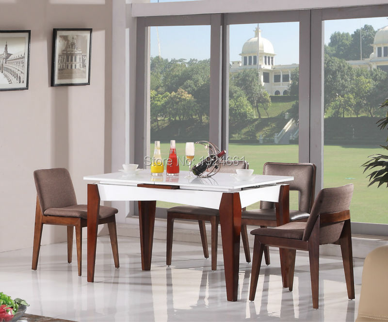 Dining room set table sets wood carvings furniture moveis for Comedores homecenter