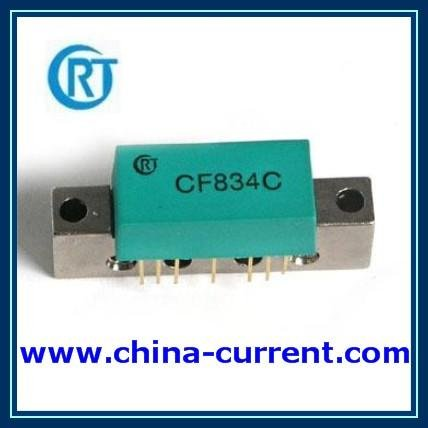 860MHz 34dB Gain CATV Silicon push-pull Amplifier Module - Shenzhen Current Electronics Co., Ltd. store