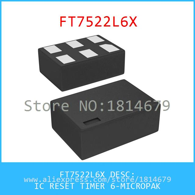 схемы FT7522L6X IC сброса