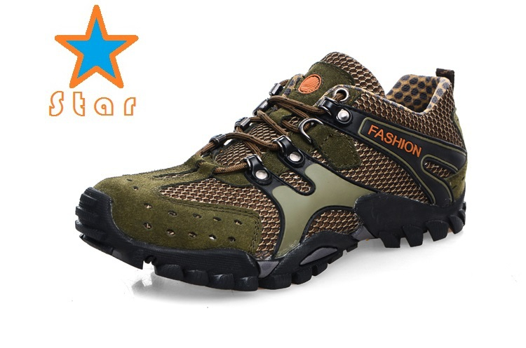 New Authentic Men's & Women's Summer Outdoor Mountain Hiking Shoes Lover's Fashion Leisure Sports Shoes Hiking Sneakers 94489(China (Mainland))
