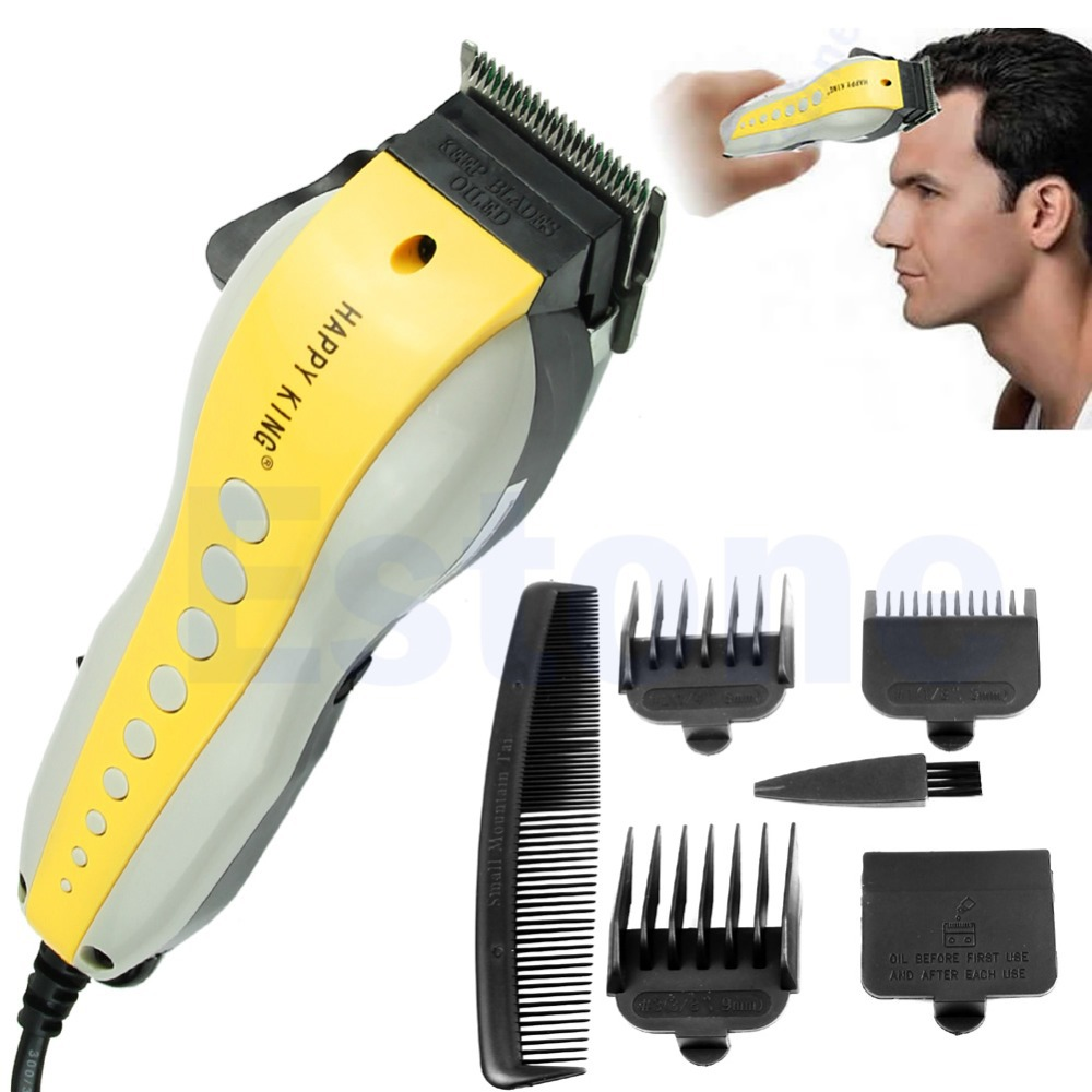 Rechargeable Pro Complete Hair Cutting Kit Clippers Trimmer Shaver New<br><br>Aliexpress