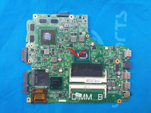01FK62 For Dell 5421 Laptop Motherboard with cpu i5-3337U N14P-GE-A2 DDR3 100% fully tested(China (Mainland))