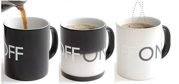 Color changing mug / Coffee & Tea Sets / Magic Coffee cup/christmas Gift/Wholesale