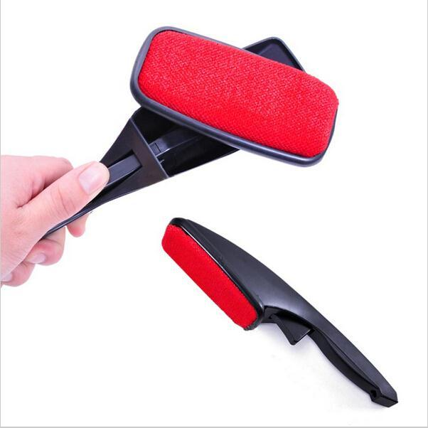 Hot Sale Magic Swivel Lint Dust Brush Pet Hair Remover Clothing Cloth Dry Cleaning brush(China (Mainland))