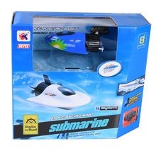 Buy 2017 Submarine RC Mini Remote Control Racing Submarine Electronic Fun Fishing Boat Toy VS Bait Boat Toys Children for $299.99 in AliExpress store