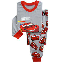Kids Pajamas Cartoon Boys Pyjamas Baby Pajamas Set Children Clothing Set sleepwear