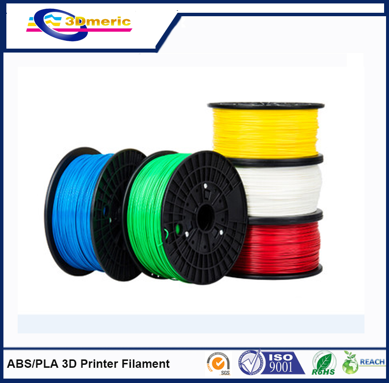 ABS 3D Printer Filaments for 3D Printer Printing Filaments