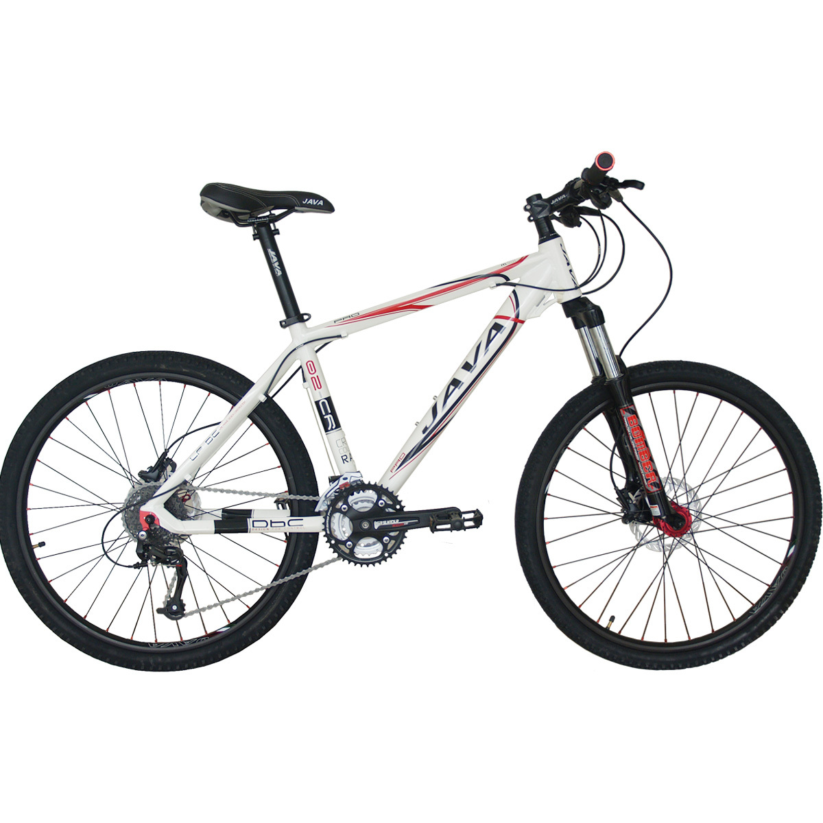 Java pro mountain bike dbc-27s-a fork can be locked 27 brake oil mountain bike bicycle(China (Mainland))