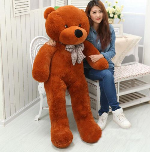 Good Sales Plush toys large size 100cm teddy bear big embrace bear doll /lovers/christmas gifts birthday gift 96339-96342(China (Mainland))