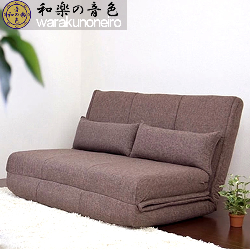 Authentic japanese foreign mt2c sofa cloth multifunction for Sofa bed japan