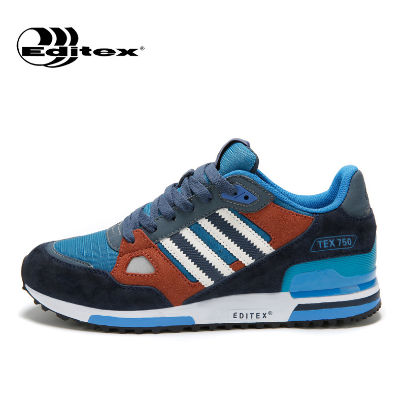 New 2015 ZX 700 750 Men Women running shoes, fashion sports athletic shoes walking EUR size 35-45 - Abby Brand store