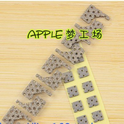 2pc/set genuine for iPhone 4 4g mainboard electric induction sponge logic board foam(China (Mainland))
