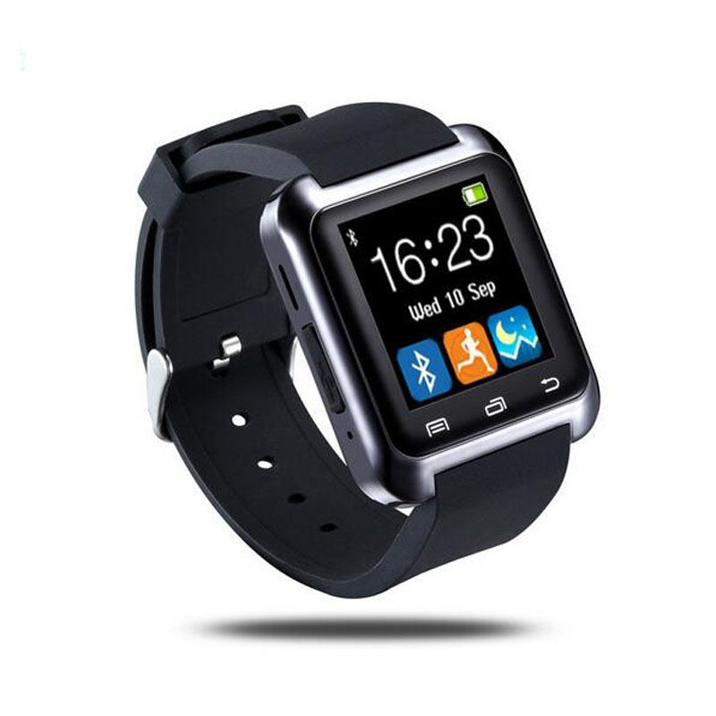 2015 NEW Bluetooth Smart Watch MTK WristWatch smartwatch sport for iPhone 4/4S/5/5S Samsung S4/Note 2/Note 3 HTC Android Phone