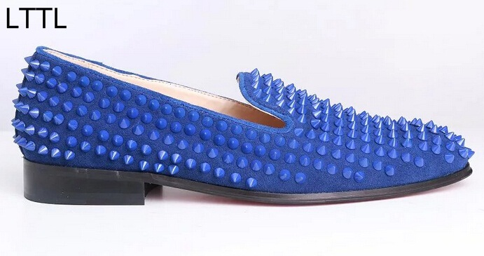 louboutin replica boots - Popular Black Spiked Loafers-Buy Cheap Black Spiked Loafers lots ...