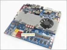 Intel core duo dual-core 1.8g plate 2g ram g45 lvds sim trainborn one piece machine motherboard top45