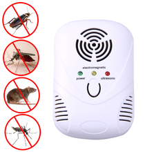 Buy US/EU 6W Electronic Ultrasonic Pest Chaser Electronic Ultrasonic Indoor Rat Mouse Insect Rodent Pest Control Mosquito Repeller for $9.21 in AliExpress store