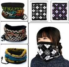 Cachecol Feminino Winter 10pcs lot Mix Model Hot Autumn Thick Warm Ski Jacket Collars Head Outdoors