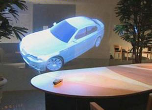 1.524mx3m Holography optical clear Adhesive Rear Projection Screen Foil(film) for Glass/advertising, free fedex freight cost(China (Mainland))
