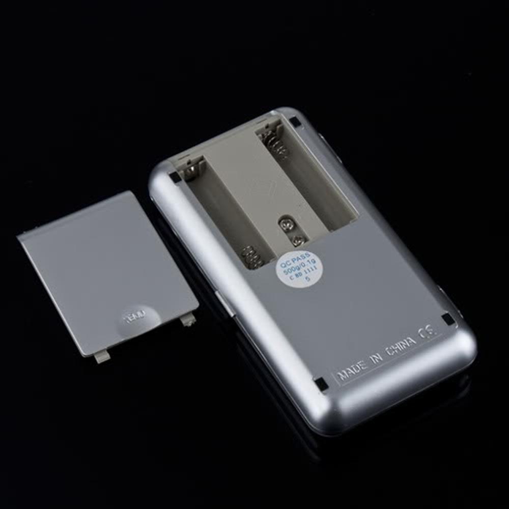 1pcs New Free Shipping 500g 0 1g Scale Electronic Mini Digital Pocket Weight Jewelry Diomand Balance