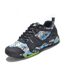 Free Shipping 2014 New Arrival Outdoor Women Men Shoes Waterproof Antiskid Shoes trekking mountaineering shoes 4