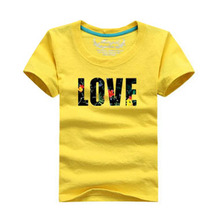 Family fitted short-sleeved T-shirt Boutique 2017 Fashion Dad Mon Daughter and Son Cartoon T-shirt 12 Clors For Korean(China)