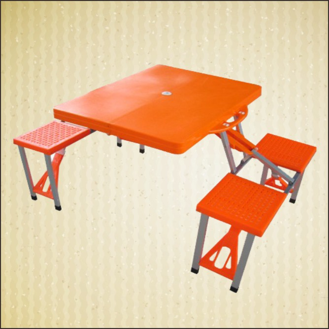 Thickening Outdoor Portable Folding Tables And Chairs Set Up A Stall Suit Pla