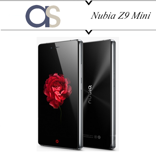 Original New ZTE Nubia Z9 Mini Cell phone 1.5Ghz 5.0'' 1920*1080P MSM8939 Octa core 16G ROM 16.0Mp Android 5.0 phone(China (Mainland))