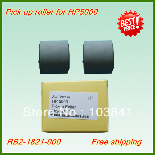 Free shipping Retail RB2-1821 Tray 2 printer spare parts super quality RB2-1821-000 new pickup roller for HP2420 2410 Printer<br><br>Aliexpress