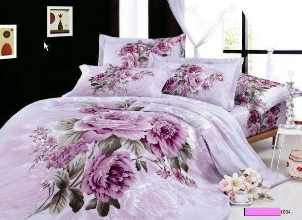 Lilac Bed In A Bag Set