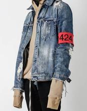 streetwear harajuku latex dress 424 FouTwoFour FAIRFAX ARMBAND clothing cooling arm cover sleeve(China (Mainland))