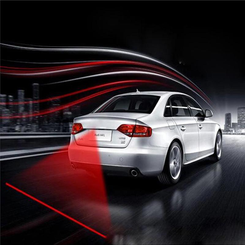 Home Car Rainproof Anti Fog 12V LED Car Laser Lights Auto 24V LED Car Light Suitable For All Models car LED Tail Light AN50CR(China (Mainland))