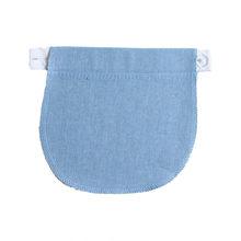 Premamá embarazo posparto cinturón del vientre banda de embarazo extensor para pantalones de cintura elástica pantaloni premaman bragas embarazadas(China)
