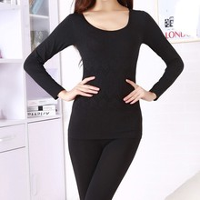 Buy Women winter thermal underwear suit thick velvet ladies thermal underwear women clothing female long johns for $8.00 in AliExpress store
