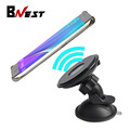Bnest QI Wireless Car Charger Transmitter Stand Wireless Charging Holder for Samsung Galaxy S6 S7 Edge