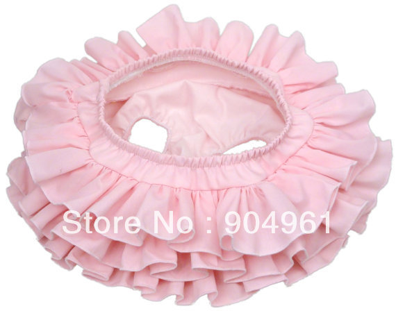 custom-made baby bloomer baby diaper cover customer's logo acceptable OEM and ODM acceptable(China (Mainland))