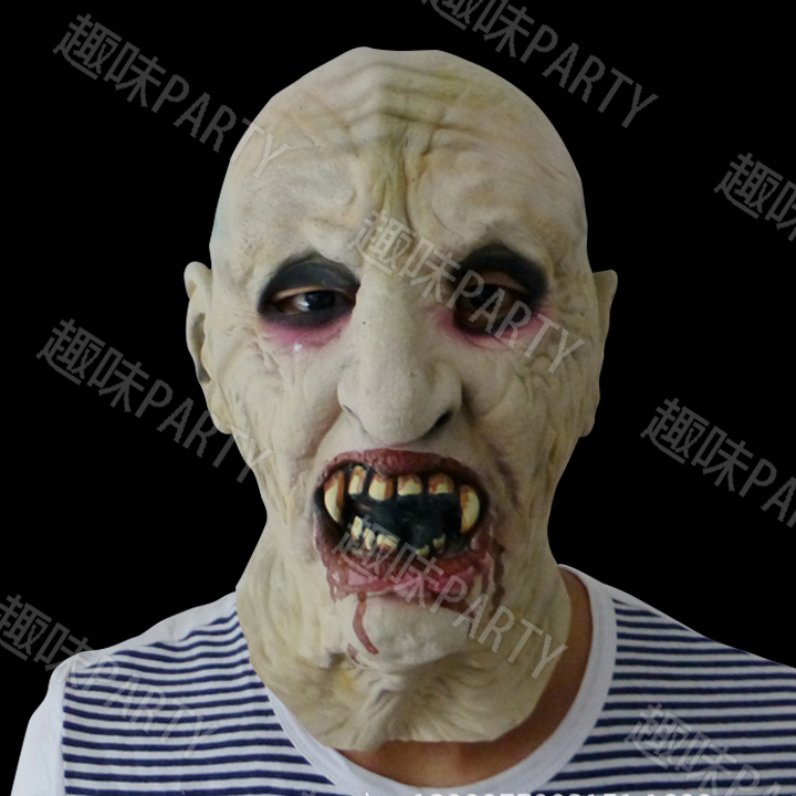 New arrival Halloween Ghost mask Party Bloodsucker Mask Costume Fancy Dress Christmas Gifts(China (Mainland))