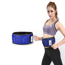 2015 New Slimming Massager Product X5 Times Vibration Slimming Clear Effect Massage Rejection Fat Weight Lose Belt Free Shipping