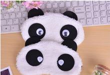 Симпатичные Панды Спальный Лица Eye Mask Blindfold Тень Путешествия Сна Eye Помощи Защиты Ночь Тени Для Век 1 шт.(China (Mainland))