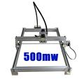 DIY laser 500mw DIY laser machine laser engraving machine mini carving engraving area 35 50cm LG105